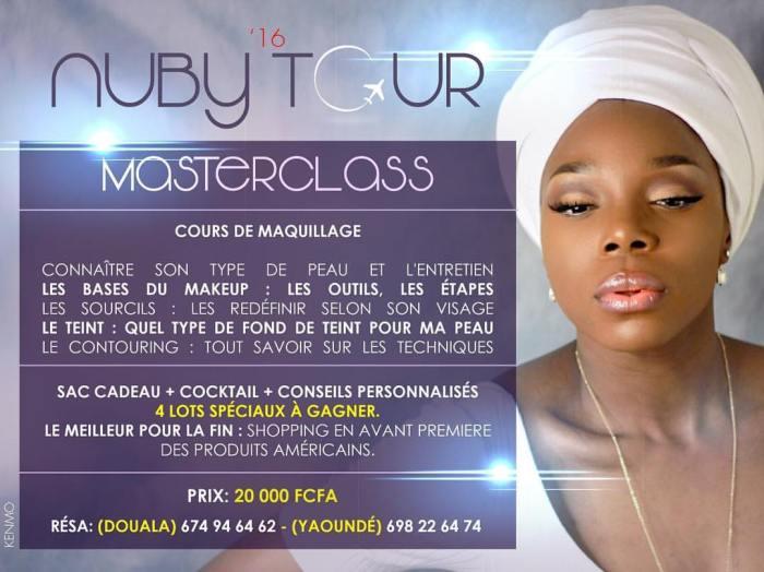 Nuby tour